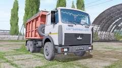 MAZ 5516 pour Farming Simulator 2017