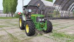 John Deere 5080M für Farming Simulator 2017