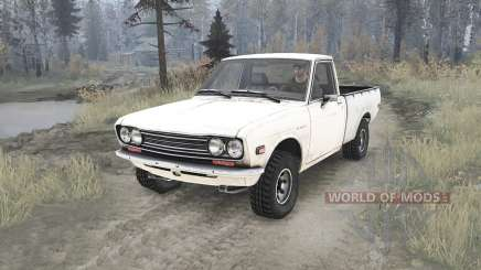 Datsun Pickup (521) 1969 für MudRunner