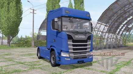 Scania S 520 v2.0 pour Farming Simulator 2017