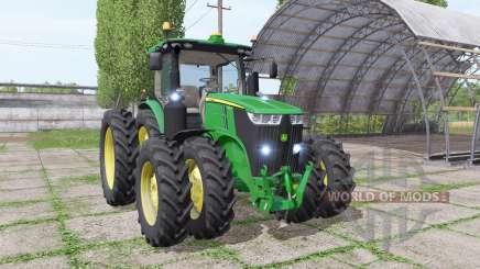 John Deere 7250R pour Farming Simulator 2017