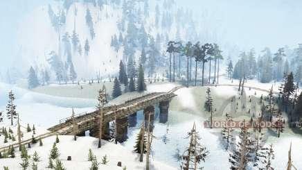 Winter für MudRunner
