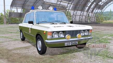 Fiat 125p 1982 Volkspolizei pour Farming Simulator 2017