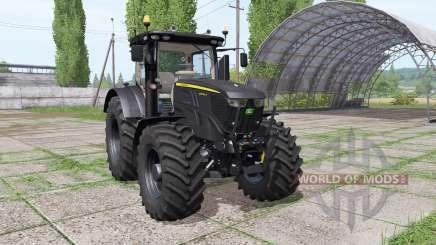 John Deere 6230R Black Edition für Farming Simulator 2017