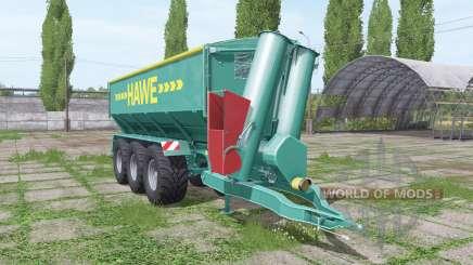 Hawe ULW 5000 T pour Farming Simulator 2017
