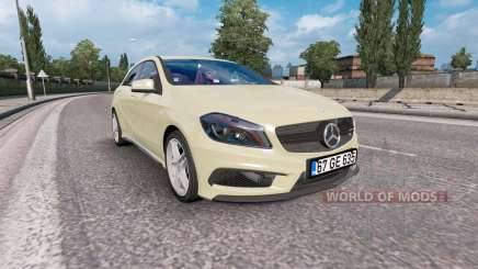 Mercedes-Benz A 45 AMG (W176) 2013 pour Euro Truck Simulator 2