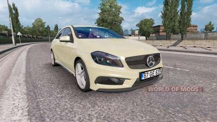 Mercedes-Benz A 45 AMG (W176) 2013 für Euro Truck Simulator 2