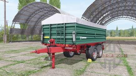 Farmtech TDK 1600 für Farming Simulator 2017