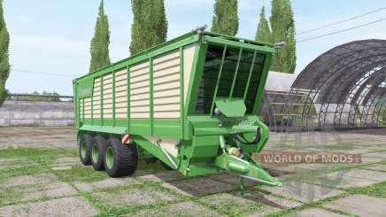Krone TX 560 D pour Farming Simulator 2017