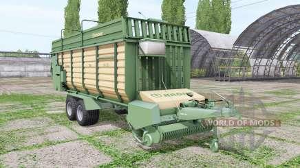 Krone Titan 6-42 GD pour Farming Simulator 2017