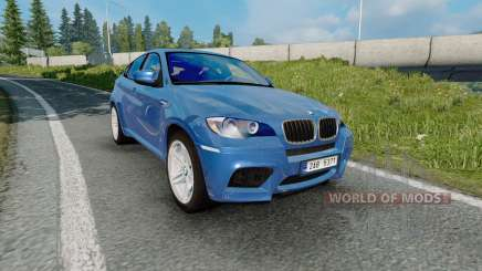 BMW X6 M (Е71) 2009 für Euro Truck Simulator 2