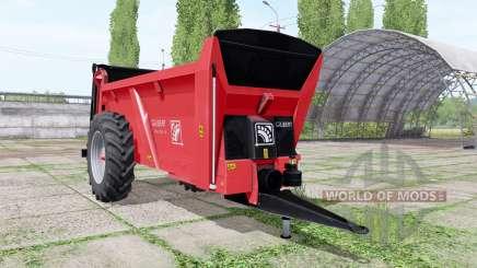 Gilibert Helios 15 pour Farming Simulator 2017
