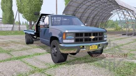 Chevrolet K3500 1994 rollback für Farming Simulator 2017