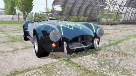 Shelby Cobra 427 (MkIII) 1967 pour Farming Simulator 2017