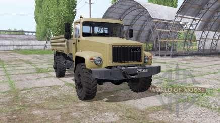 GAZ 3308 Sadko v1.0.0.1 für Farming Simulator 2017