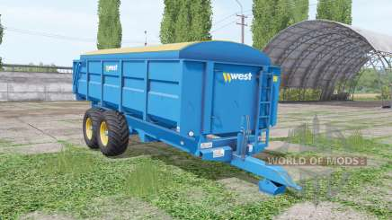 West 12t pour Farming Simulator 2017