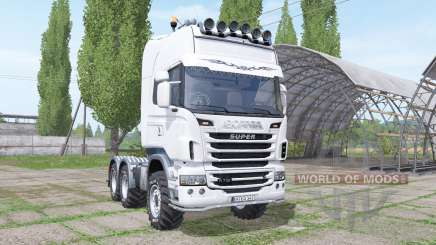 Scania R730 pour Farming Simulator 2017