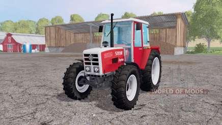 Steyr 8090A Turbo SK1 v1.4 pour Farming Simulator 2015