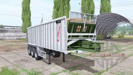 Fliegl Gigant ASS 3108 v2.2 pour Farming Simulator 2017