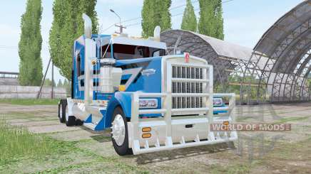 Kenworth W900L pour Farming Simulator 2017