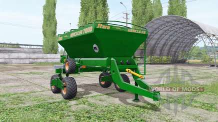 Stara Hercules 7000 für Farming Simulator 2017