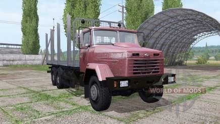 Kraz 6233M6 2003 pour Farming Simulator 2017