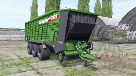 Fendt Tigo XR 100 pour Farming Simulator 2017