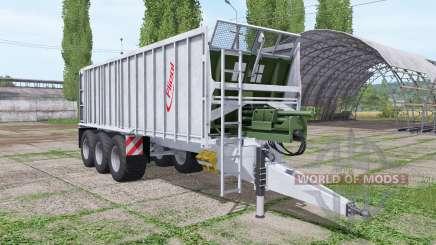 Fliegl ASW 391 für Farming Simulator 2017