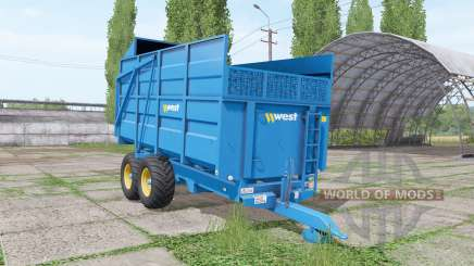 West 10t pour Farming Simulator 2017