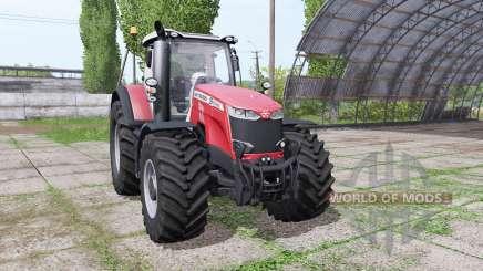 Massey Ferguson 8740 S pour Farming Simulator 2017