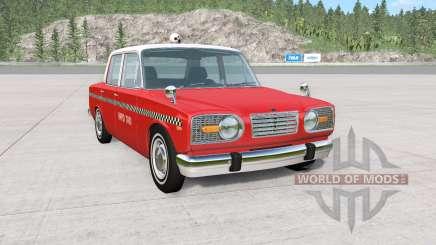 Ibishu Miramar Taxi v1.02 pour BeamNG Drive