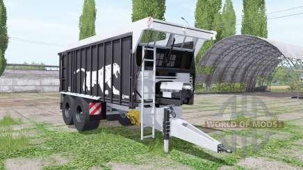 Fliegl ASW 271 Black Panther für Farming Simulator 2017