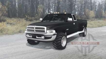 Dodge Ram 3500 pour MudRunner