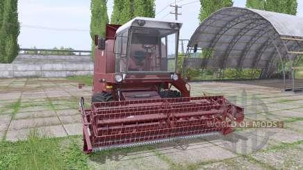 Bizon Z056 Super pour Farming Simulator 2017