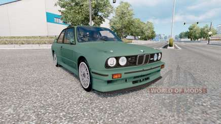 BMW M3 Sport Evolution (E30) 1989 pour Euro Truck Simulator 2