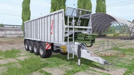 Fliegl Gigant ASW 491 für Farming Simulator 2017