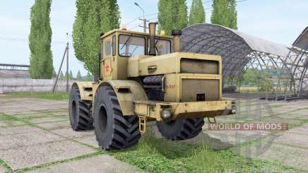 Kirovets K 701Р pour Farming Simulator 2017