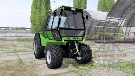Deutz-Fahr Intrac 2004 pour Farming Simulator 2017
