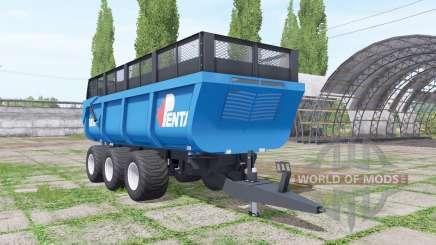 Penta DB50 für Farming Simulator 2017