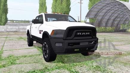 Dodge Ram 2500 Power Wagon Crew Cab pour Farming Simulator 2017