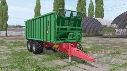 Kroger Agroliner TAW 20 pour Farming Simulator 2017