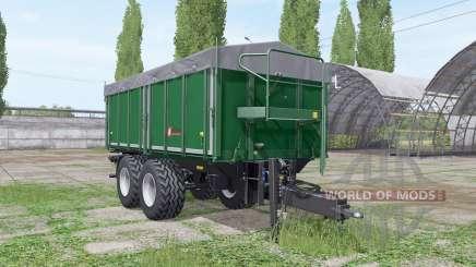 Kroger TKD 302 pour Farming Simulator 2017