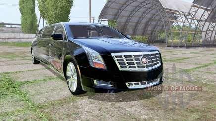 Cadillac XTS Limousine für Farming Simulator 2017