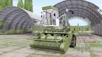 Fortschritt E 281 pour Farming Simulator 2017