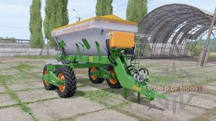 Stara Hercules 10000 Inox pour Farming Simulator 2017
