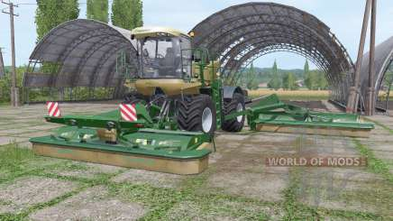 Krone BiG M 500 für Farming Simulator 2017