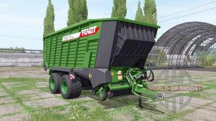 Fendt Tigo XR 75 pour Farming Simulator 2017