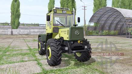 Mercedes-Benz Trac 700 pour Farming Simulator 2017