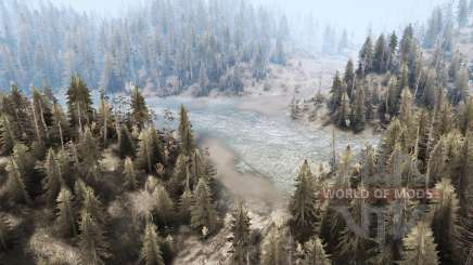 Sibirischen Bezirk für MudRunner