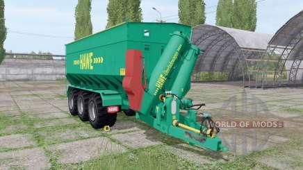 Hawe ULW 3000 T pour Farming Simulator 2017